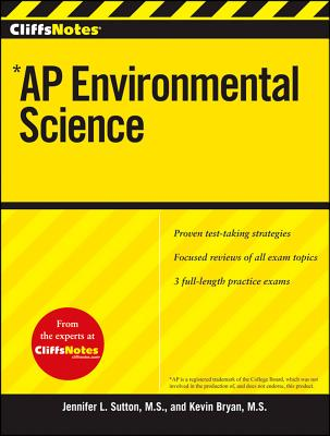 Cliffsnotes Ap Environmental Science By Bryan, Kevin/ Sutton, Jennifer/ Centorino, James R.