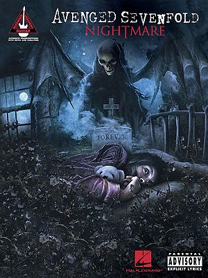 Avenged Sevenfold - Nightmare By Avenged Sevenfold (CRT)